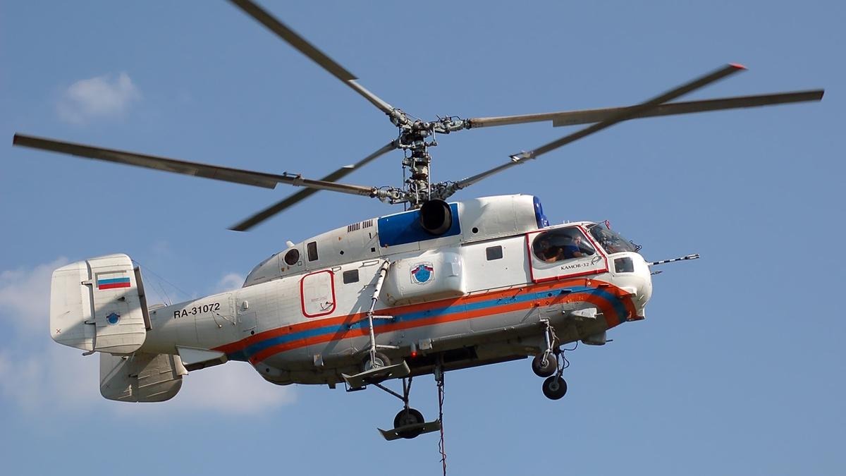 Rettungsaktion in Kasachstan