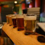 Annanas und Chili-Bier