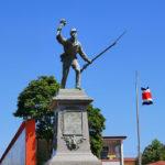 Statue Juan Santamaria