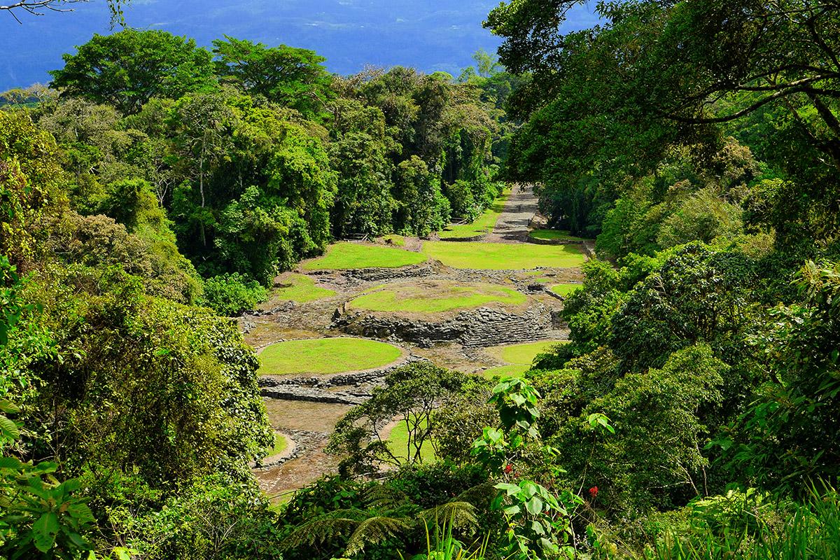 National Monument Guayabo