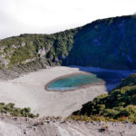 Kratersee Vulkan Irazu